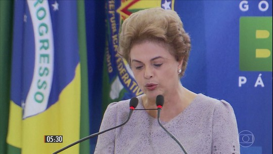 Dilma Rousseff se torna ré: o Senado aprovou o relatório do impeachment