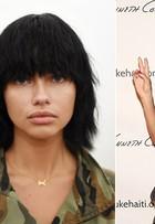 Modelos aparecem irreconhecíveis no desfile de Marc Jacobs. Compare fotos!