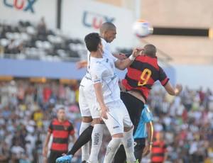 Central x Sport (Foto: Aldo Carneiro/Pernambuco Press)