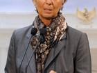 Situação econômica global é preocupante, diz Lagarde