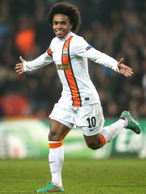 Willian Shakhtar (Foto: AFP)