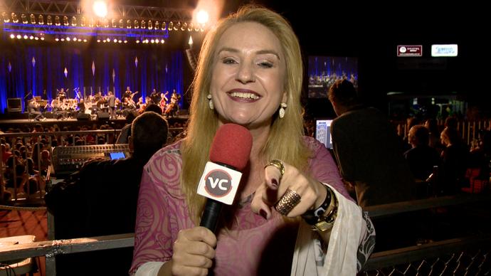 Cris tem mais de 28 anos de Rede Gazeta (Foto: Divulgação / TV Gazeta ES)