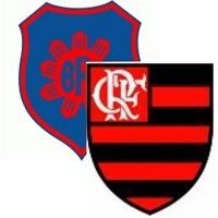Bonsucesso x Flamengo (Foto: Divulgação)