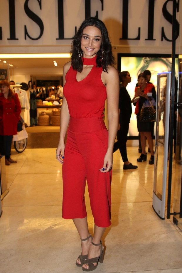 Débora Nascimento (Foto: Thiago Duran/AgNews)
