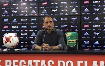 """Tragédia faz Fla interromper os planos para 2017: """"O mundo do futebol parou"""""""