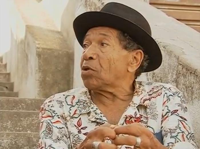 Azulão, cantor e compositor (Foto: Reprodução/ TV Asa Branca)