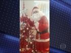 'Papai Noel' armado rende piloto e rouba helicóptero, diz Polícia Militar