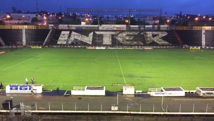 Limeira Estádio Major José Levy Sobrinho Limeirão Corinthians Guarani  (Foto: Murilo Borges)
