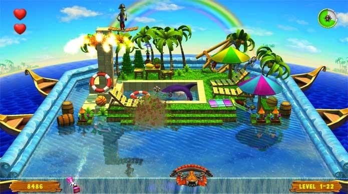 Magic Orbz conquista pelo visual (Foto: Divulgação/Tik-Creat Games)