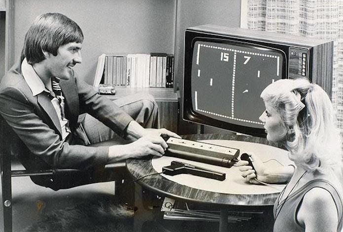 Pong: das máquinas arcade para o console doméstico (Foto: ComputerHIstory)