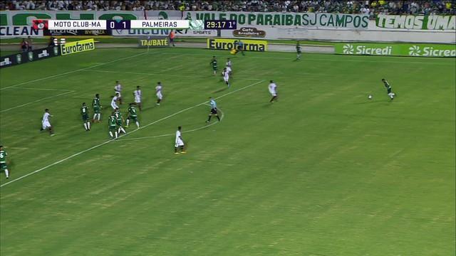 5374ab1f26 Moto Club x Palmeiras - Copa SP de Futebol Júnior 2018 ...