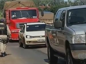 Fiscalização PRE Uberlândia (Foto: Reprodução/TV Integração)