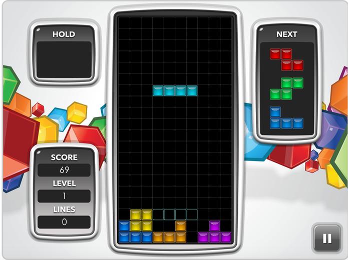 Tetris Online (Foto: Reprodução/Felipe Vinha)