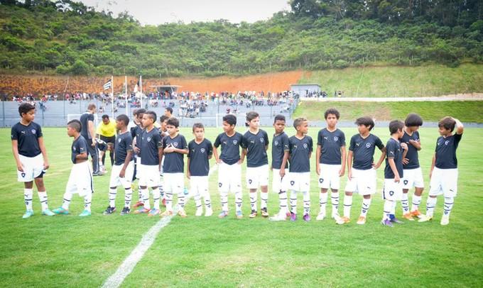 Cefat, CT do Botafogo - 2013 (Foto: Flickr do Botafogo)