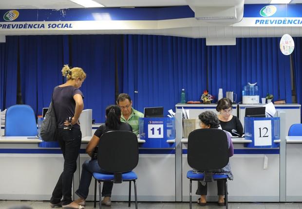 Aposentadoria, previdência, INSS (Foto: Fábio Rodrigues Pozzebom/ABr)