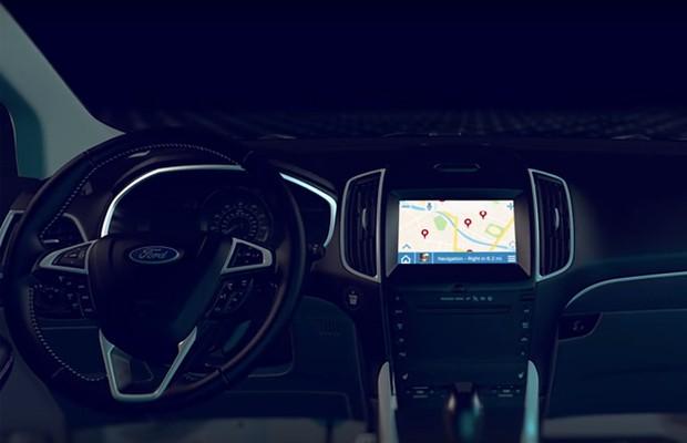 Ford SmartDeviceLink (Foto: Reprodução)