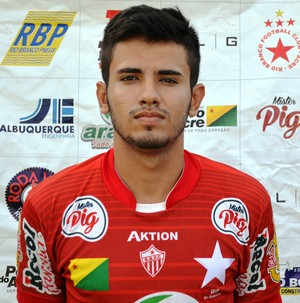 Caio Oliveira, 19 anos, Rio Branco-AC (Foto: Duaine Rodrigues)