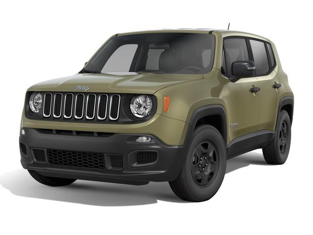 Jeep Renegade Flex 1.8 é a nova versão de entrada (Foto: Divulgação)