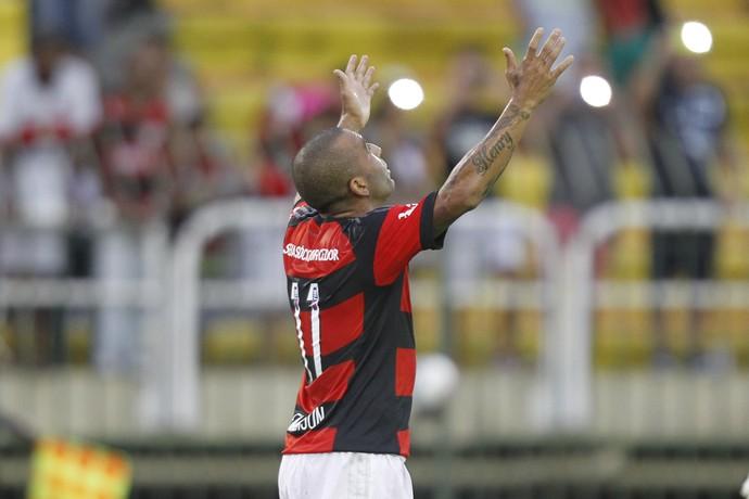 Flamengo x Madureira - Emerson Sheik (Foto: Gilvan de Souza / Flamengo)