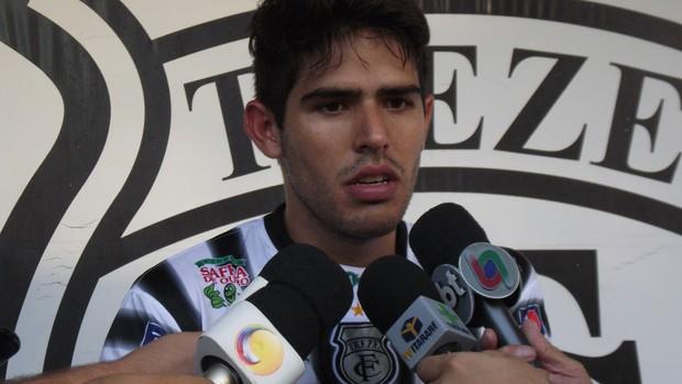 Fernando Russi já marcou três gols no Estadual 2013 (Foto: Silas Batista / Globoesporte.com/pb)