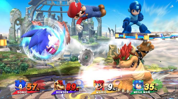 Super Smash Bros. Wii U (Foto: Divulgação/Nintendo)