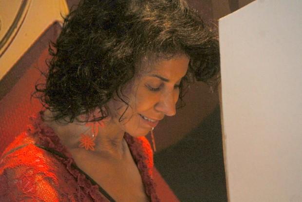 Claudia Alencar (Foto: Daniel Delmiro/ Ag. News)