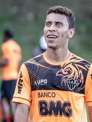 Marcos Rocha, Atlético-MG, Cidade do Galo, treino (Foto: Bruno Cantini / Site Oficial do Atlético-MG)