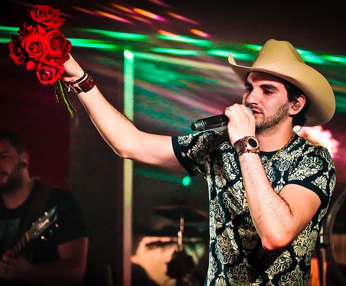 O hit Made un Roça de Loubet é uma das músicas mais tocadas nas rádios brasileiras (Foto: Divulgação)