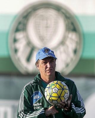 Cuca Palmeiras (Foto: ALE CABRAL/AGIF/ESTADÃO CONTEÚDO)