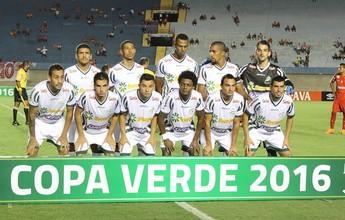 Luverdense e Sinop garantem vaga na Copa do Brasil e Copa Verde em 2017