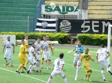 Mirassol x Comercial, pela Copa Paulista (Foto: Vinicius de Paula / Ag. Mirassol FC)