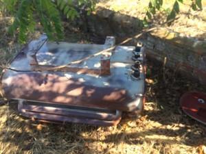 Transformadores foram furtados em Martinópolis (Foto: Guarda Municipal/Cedida)