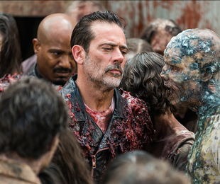 Cena de 'The walking dead' | Gene Page/AMC