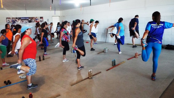 Projeto vila olimpica (Foto: Wellington Luiz (Ascom/Semel))