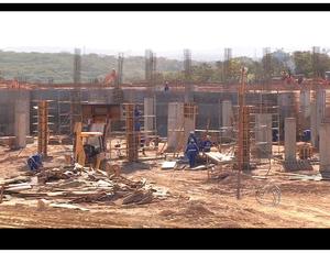 COT Barra do Pari em Mato Grosso julho 2013 (Foto: Reprodução/TVCA)
