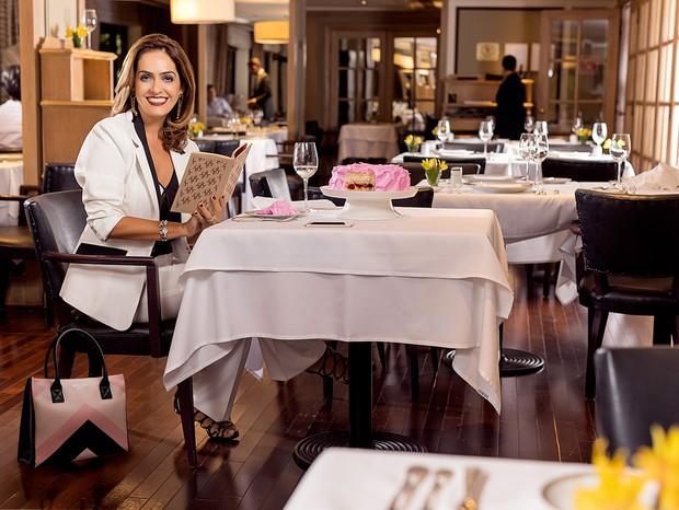 A Diretora Nacional de Vendas Independente Mary Kay Andréa Fernandes: uma vida dedicada a fazer as pessoas se sentirem importantes  (Foto: Divulgação)