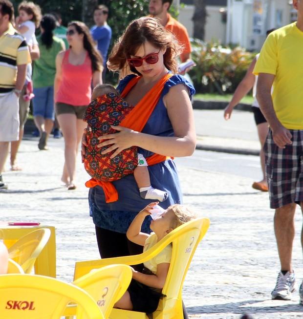 Carolinie Figueiredo (Foto: Marcus Pavão/Agnews)