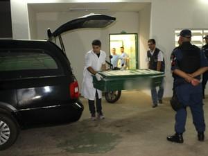 Criança chegou morta a UPA Vila Almeida, segundo Conselho Tutelar (Foto: Gabriela Pavão/ G1 MS)