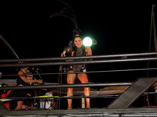 Claudia Leitte (Foto: JC Pereira e Wesley  Costa / AgNews)