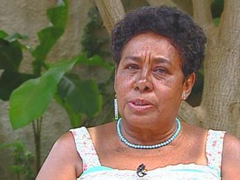 Vanete Almeida (Foto: Reprodução/TV Globo)