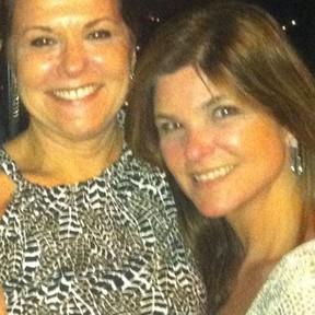 Cristiana Oliveira e a irmã, Bibi (Foto: Reprodução/Instagram)
