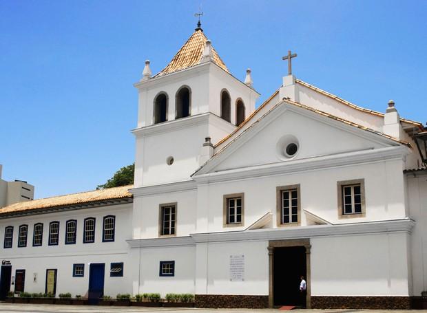 igrejas-de-sao-paulo (Foto: Reprodução/Arquidiocese de São Paulo)