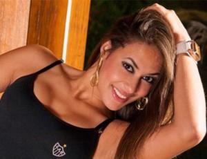 Samantha Freitas Musa do Atlético-MG Brasileirão 2012- 480 (Foto: globoesporte.com)