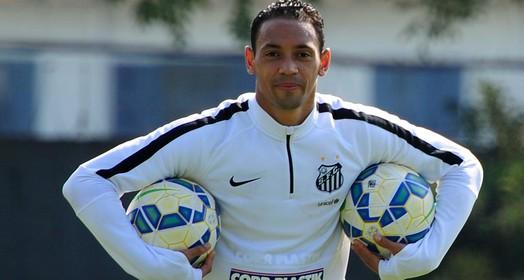 bola cheia (Ivan Storti / Divulgação Santos FC)