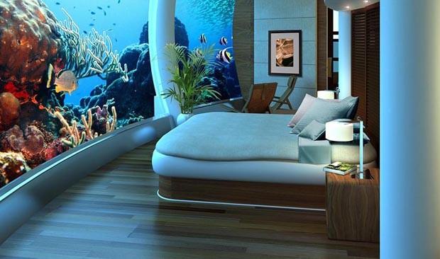 Poseidon  (Foto: Reprodução/Poseidon Resorts)