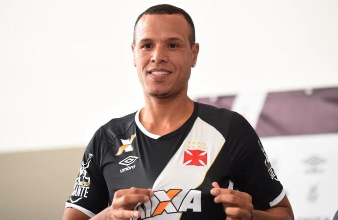 Luis Fabiano apresentação vasco (Foto  André Durão) a134523ed2ce8