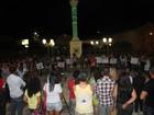 Protesto em Petrolina cobra resposta da polícia sobre o Caso Beatriz