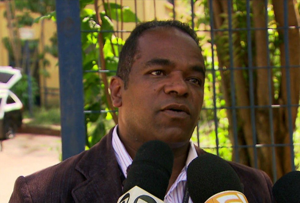 Luiz Carlos dos Santos (Foto: GloboNews reprodução)
