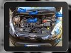 Aplicativo de realidade aumentada ajuda dono na manutenção do carro