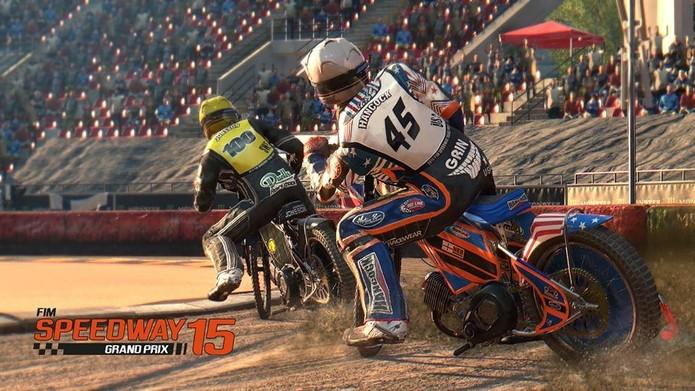 FIM Speedway Grand Prix 15 (Foto: Divulgação)